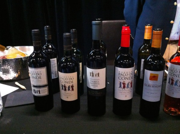 Wines of Herdade Paco do Conde