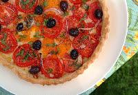 Tomato Tarte Photo- Hamid Attie