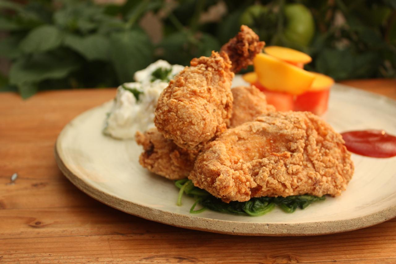 Pan Fried Chicken Recipe Tasteofthursday Chef Alvin Pillay Of