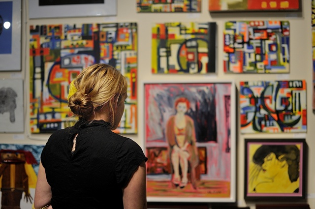 The Kettle Society Presents Art Against Stigma