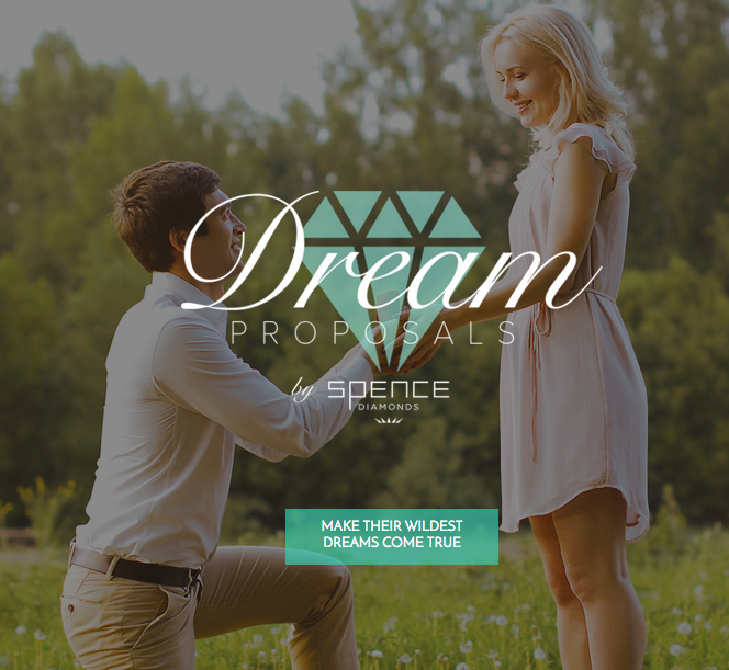 Spence Diamonds Win Your Dream Proposal