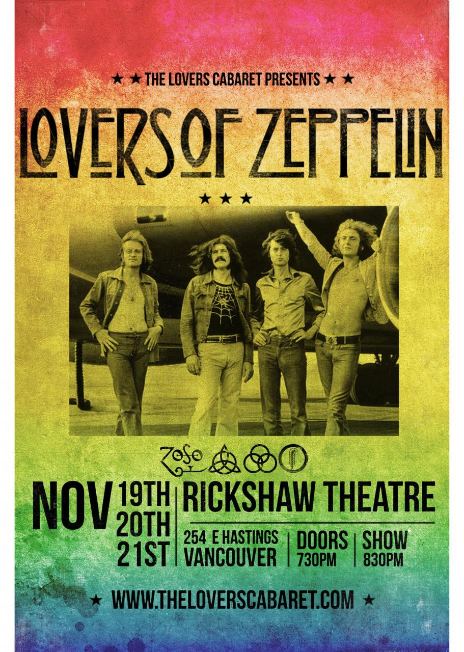 Lovers of Zeppelin