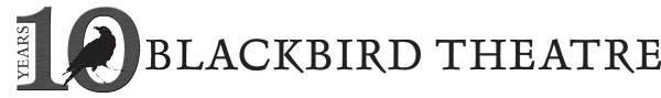 blackbird theatre logo