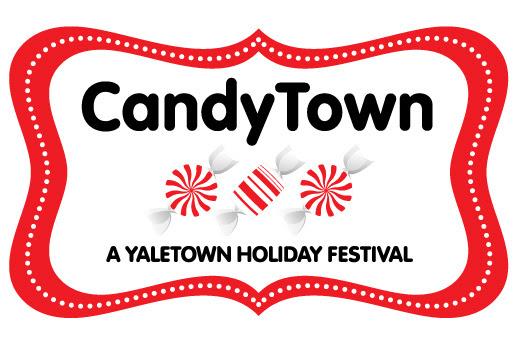 candy town logo