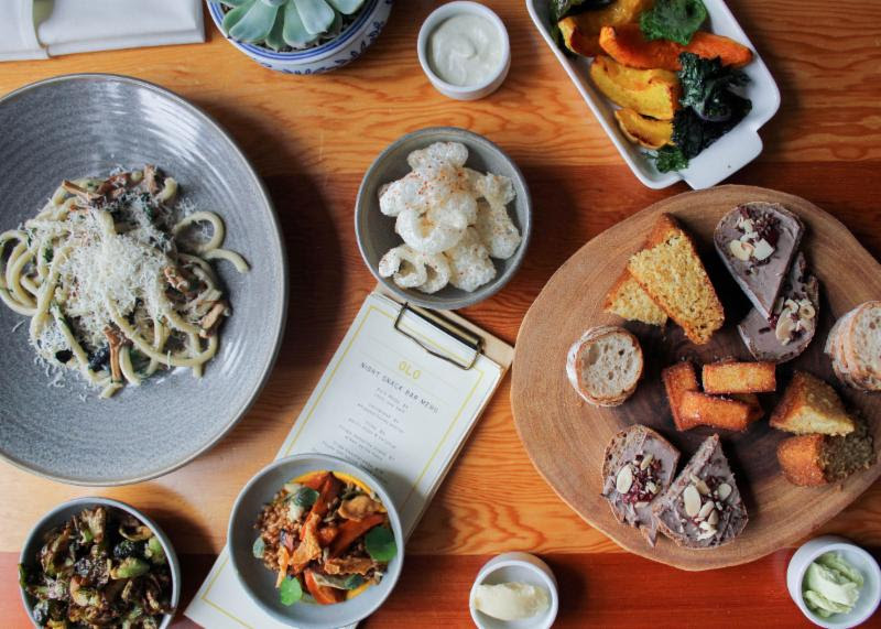 OLO Celebrates Food Day Canada with Rustic Beachside Barbecue