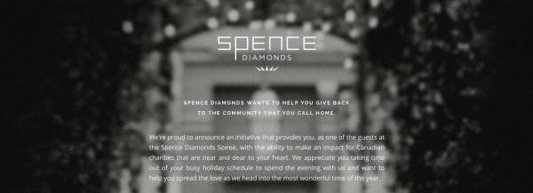 spence charity
