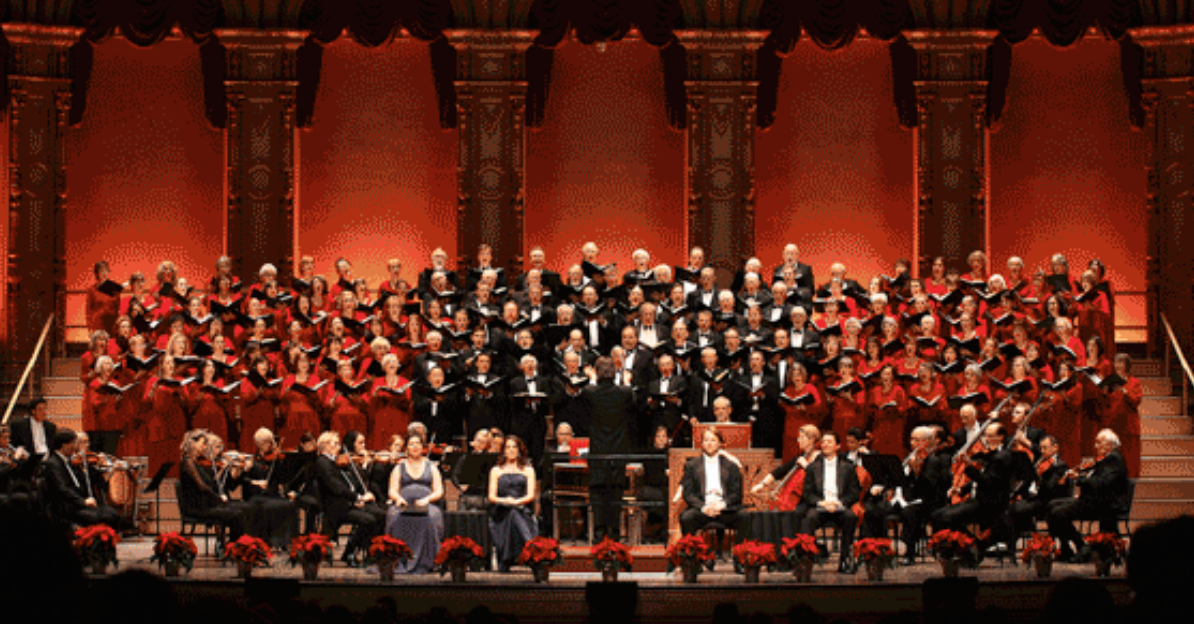 Vancouver Bach Choir Celebrates the Magic of the Season