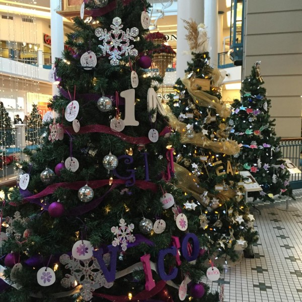 Festival of Trees at Bay Centre