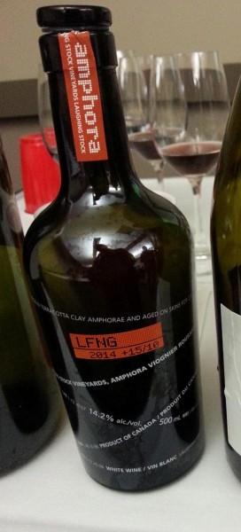 Laughing Stock Amphora Wine 2014
