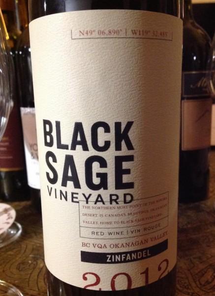 Zinfandel - Black Sage