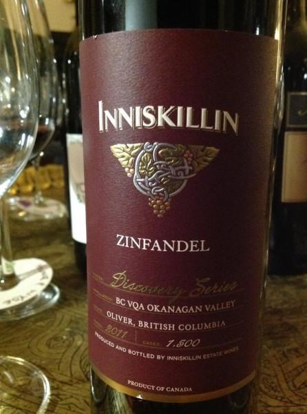 Zinfandel - Inniskillin
