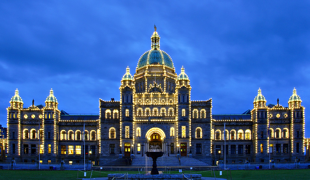 Enjoy the Christmas Season in Victoria