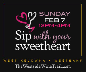 Westside Wine Trail Sip with Your Sweetheart