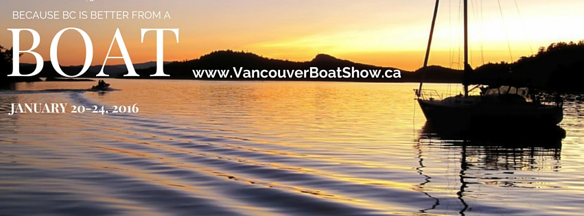 GIVEAWAY Vancouver International Boat Show