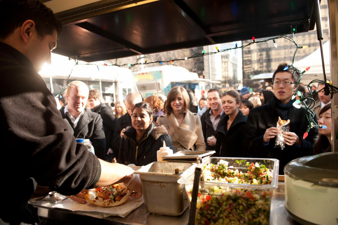 Street Food City Returns to Dine Out