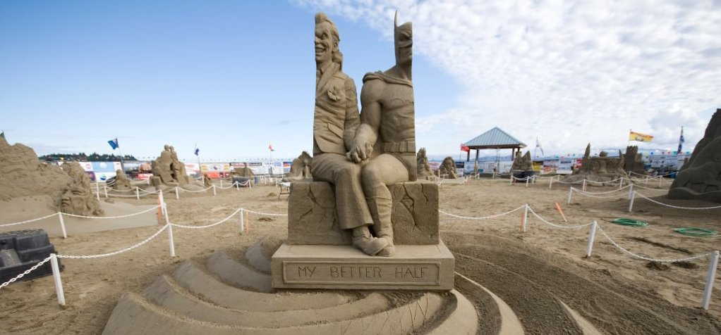 2016 Quality Foods Open Sand Sculpting