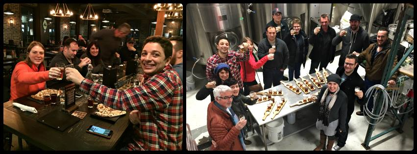 LOVE: VANCOUVER BREWERY TOURS