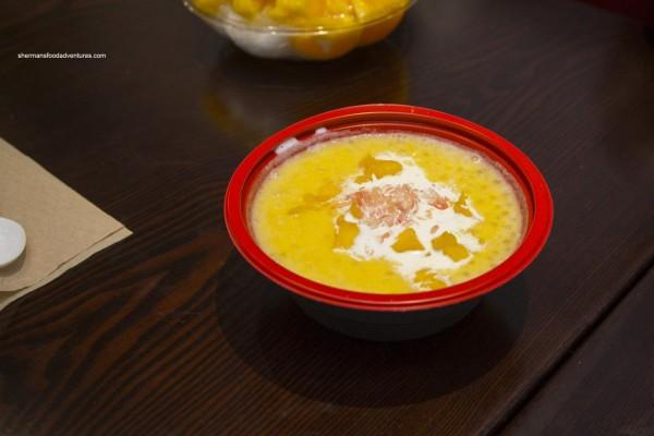Best Mango Sago - Mango Yummy