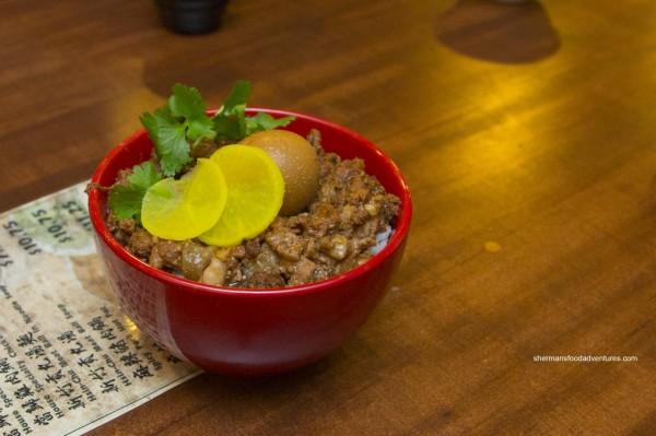 Best Taiwanese Braised Pork Rice - Memory Corner