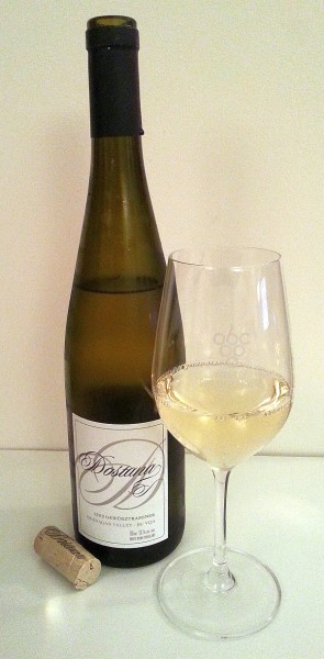 Kalala Organic Estate Winery Dostana Gewurztraminer 2012