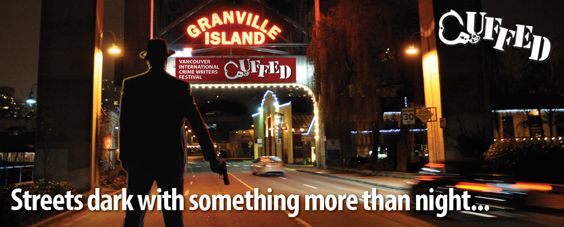Murder, Mayhem and Mystery on Granville Island
