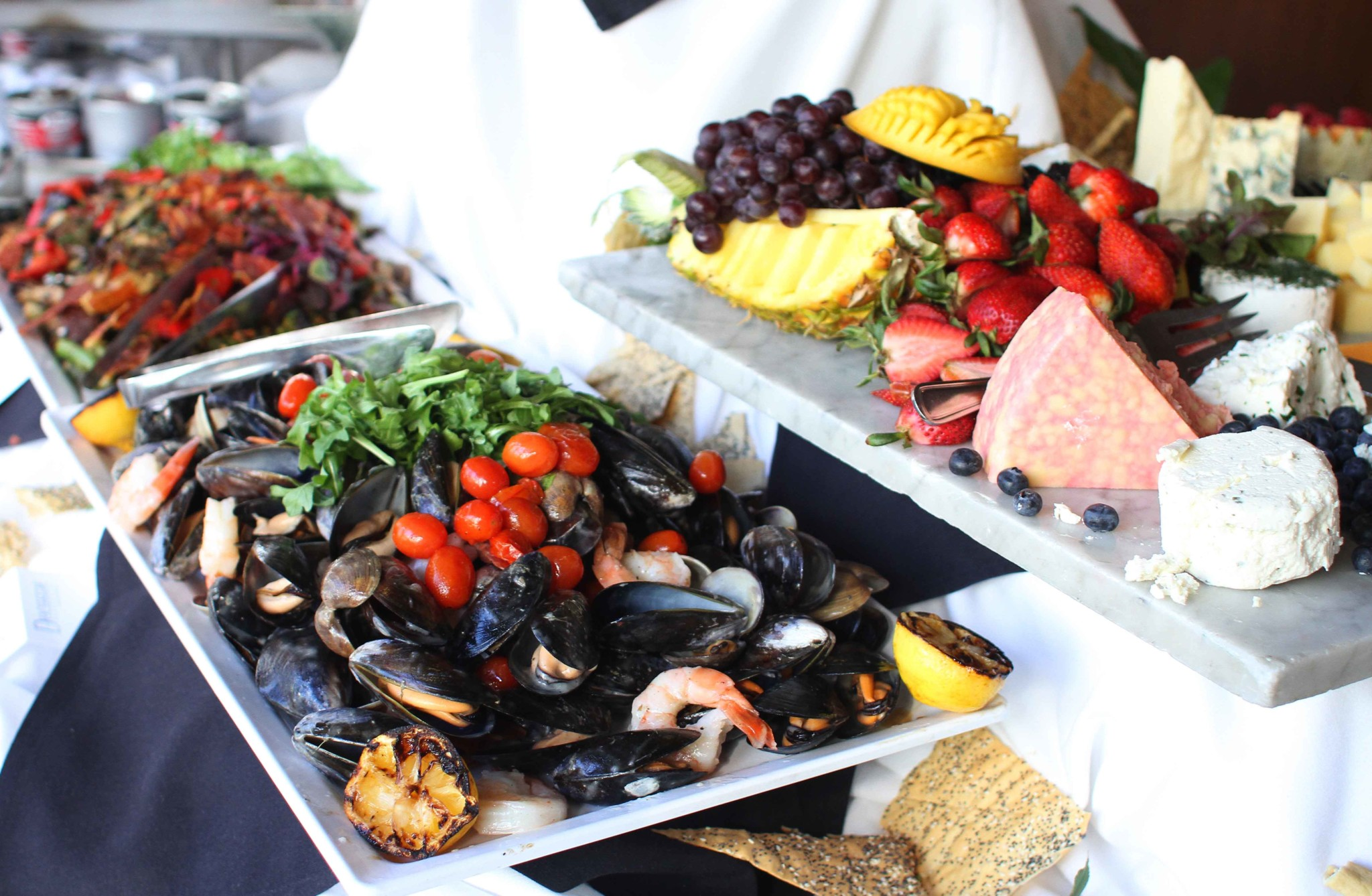 Celebrate an Easter to remember at Dockside's Market Place Brunch Buffet