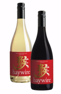 haywire lunar red and white