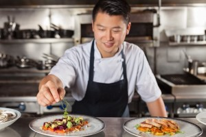 Beach Bay Cafe & Patio Chef Felix Zhou