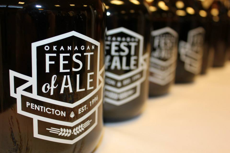 Kick off festival season in Penticton BC  2018 Okanagan Fest of Ale ™ Event Tickets Now On Sale