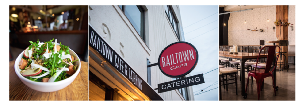 Railtown Cafe Opens for Saturday Service April 2