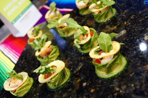 Avocado Jewel Box by Angel Chu - Foodies Choice winner