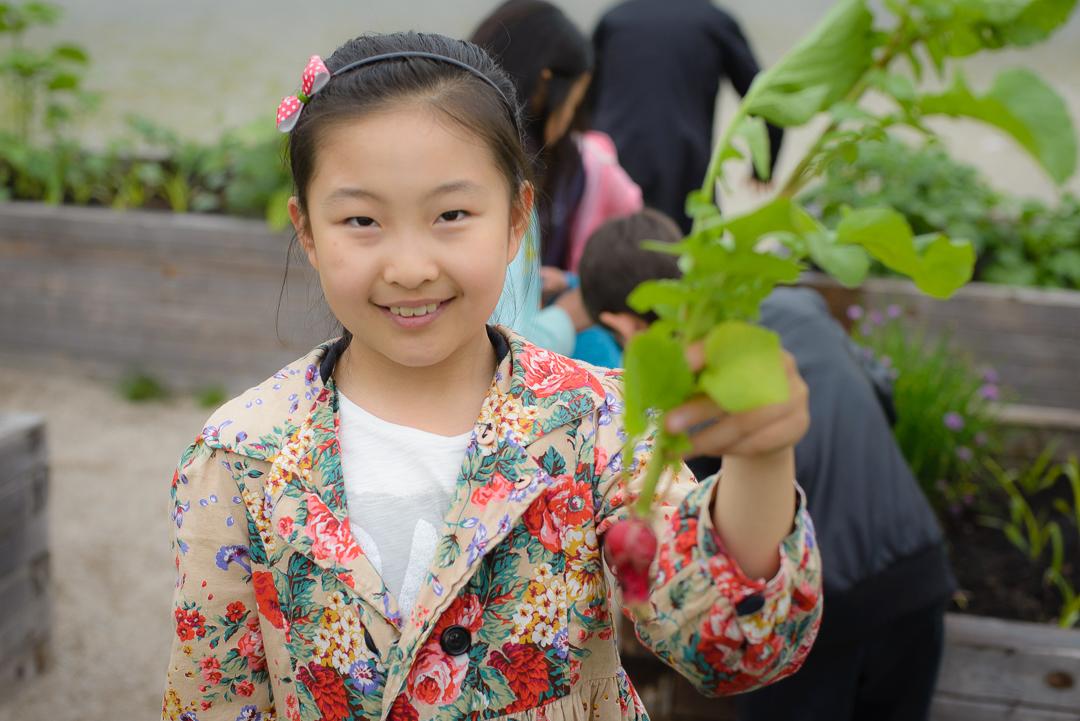 Gardening Tips & a Fundraiser for the EarthBites School Gardening Program
