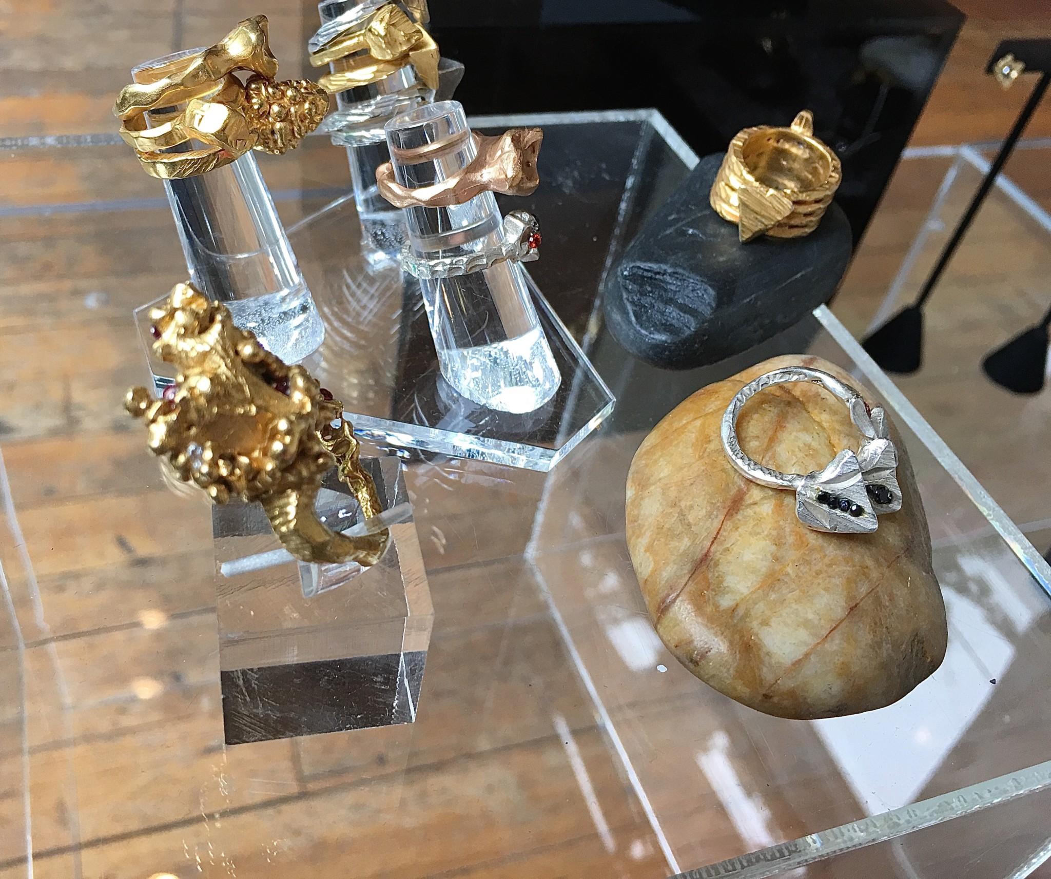 Imogen Belfield's Fine Jewellery Collection
