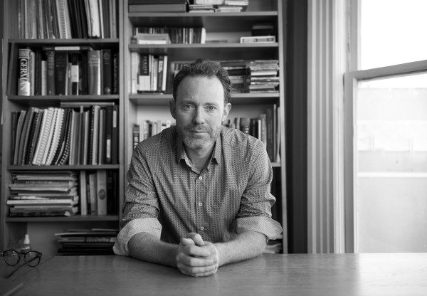 Matthew White -Artistic Director -EMV photograph by Jan Gates
