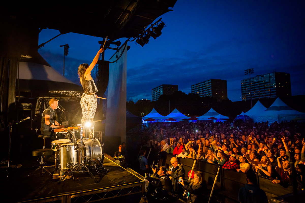 Richmond World Festival wins prestigious national award
