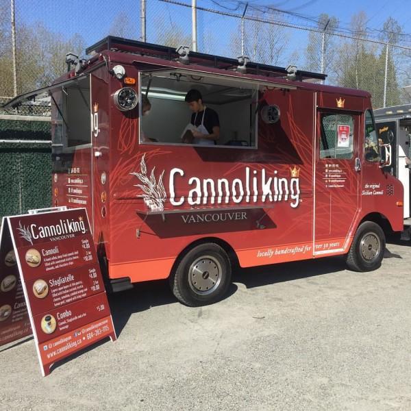 Cannoli King Food Truck
