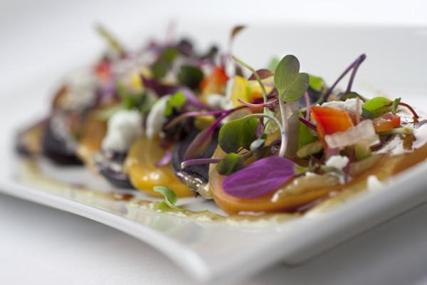 chef victor bongo beet salad