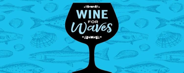 Wines for Waves featuring Naramata Bench Wineries Association