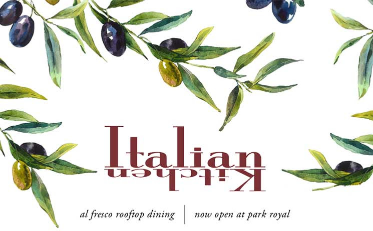 Trattoria Italian Kitchen – Summer Soirée Patio Party