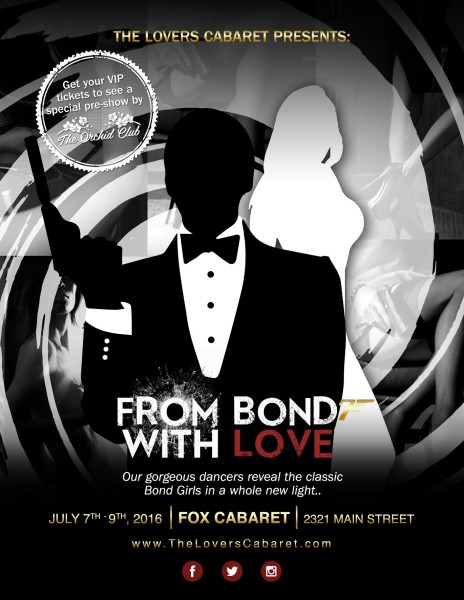 lovers cabaret from bond with love