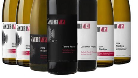 Marquis Wine Cellars invites you to … SYNCHROMESH