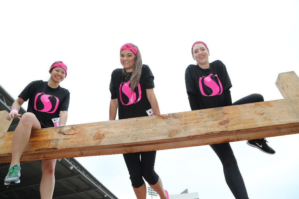 4th annual Woman2Warrior in Vancouver rallies 220 local women to raise $89,000 for Easter Seals BC