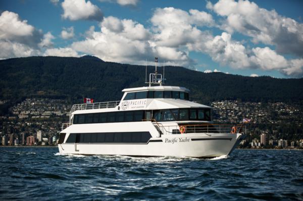Summerdine 2016 Pacific Yacht Charter