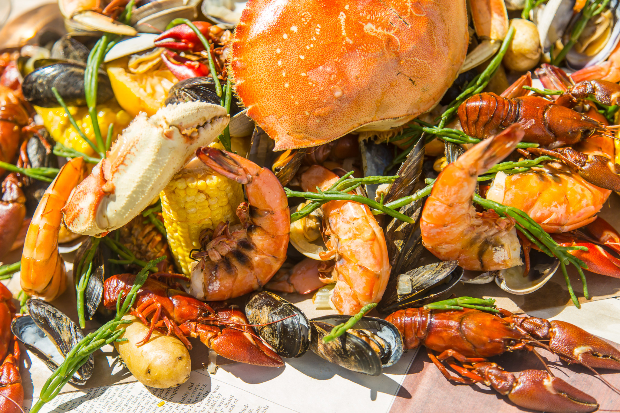 BOILING POINT: BOULEVARD KITCHEN & OYSTER BAR ANNOUNCES SUMMER 2016 DATES FOR SUNDAY SEAFOOD BOIL SERIES