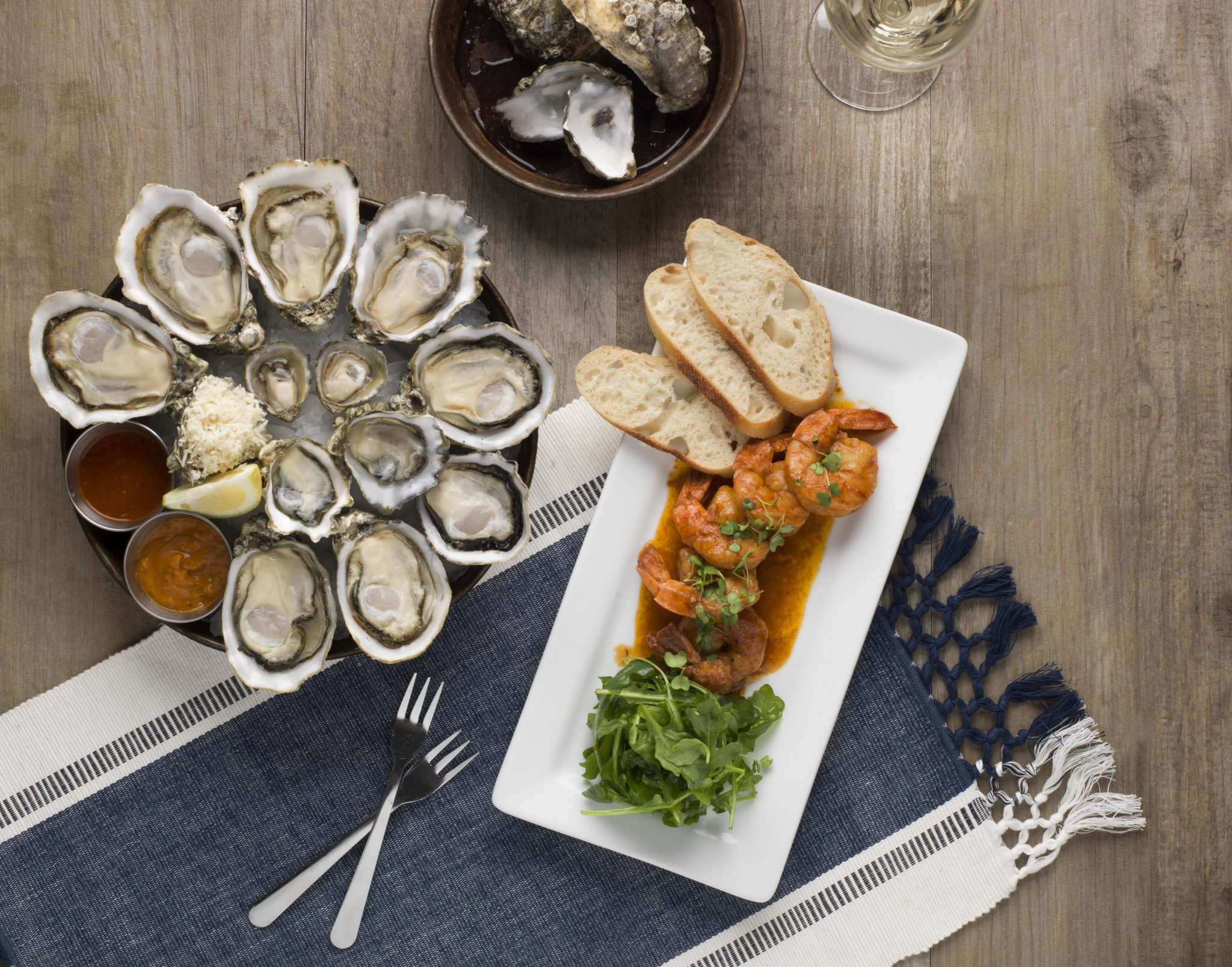 Seafood Lovers this is THE place – Fanny Bay Oyster Bar