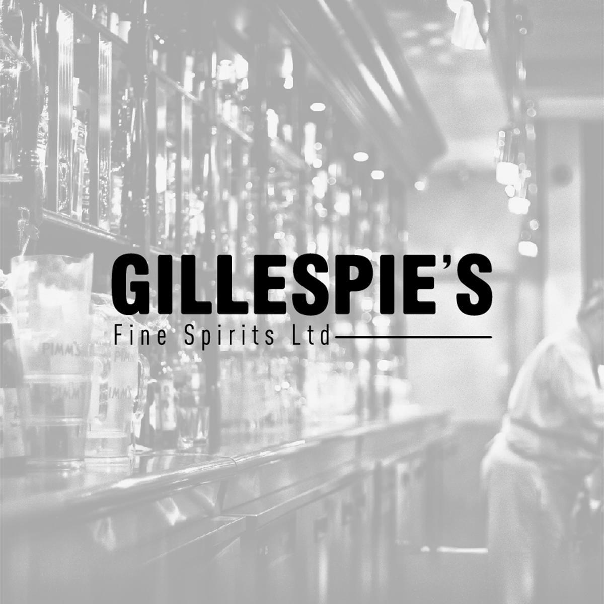 #MarketMonday vendor Gillespie's Artisan Craft Distillery
