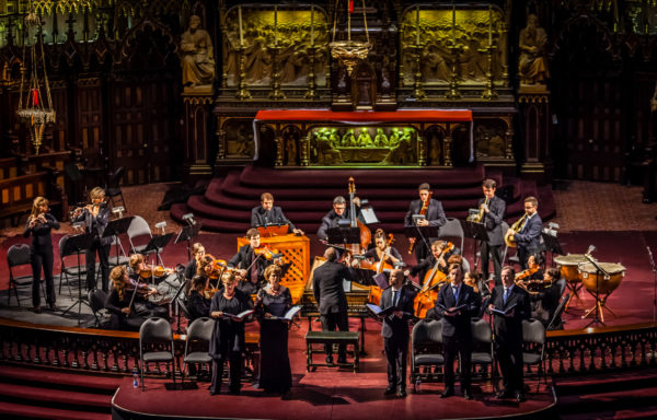 Arion Baroque Orchestra photo credit: Jean Guimond