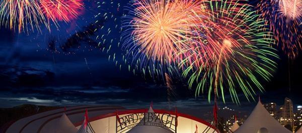 Bard B Q & Fireworks