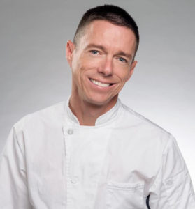 Executive Chef Michael Winning