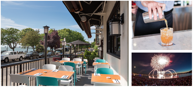 CELEBRATE SUMMER IN THE CITY AT BEACH BAY CAFÉ AND PATIO